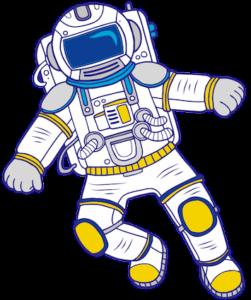 Astronauta Grado 9 y 10